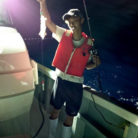 1人平均約80匹が釣れました!