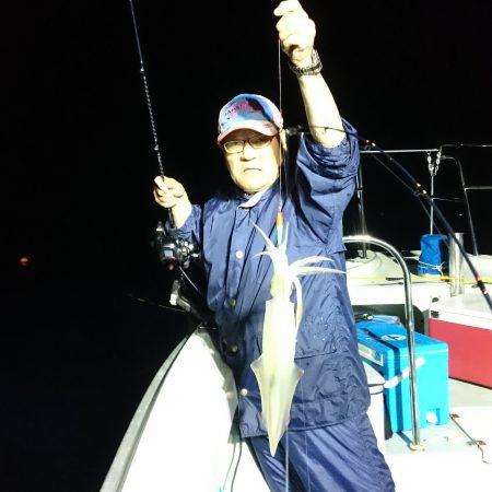 6月27日 イカメタル釣り