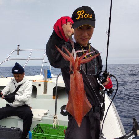 5月10日(月曜日)大潮 イカメタルで昼イカ釣り