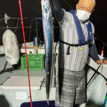 9月11日(土曜日)中潮 夜焚きイカ釣り.釣果